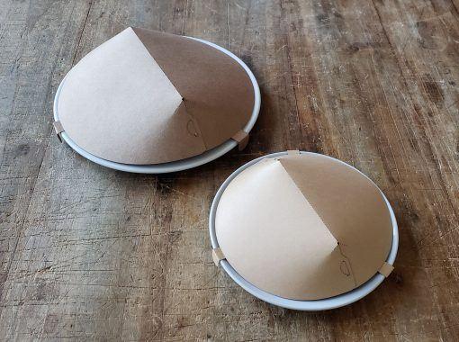 cubre-platos Hogo - COVID-19
