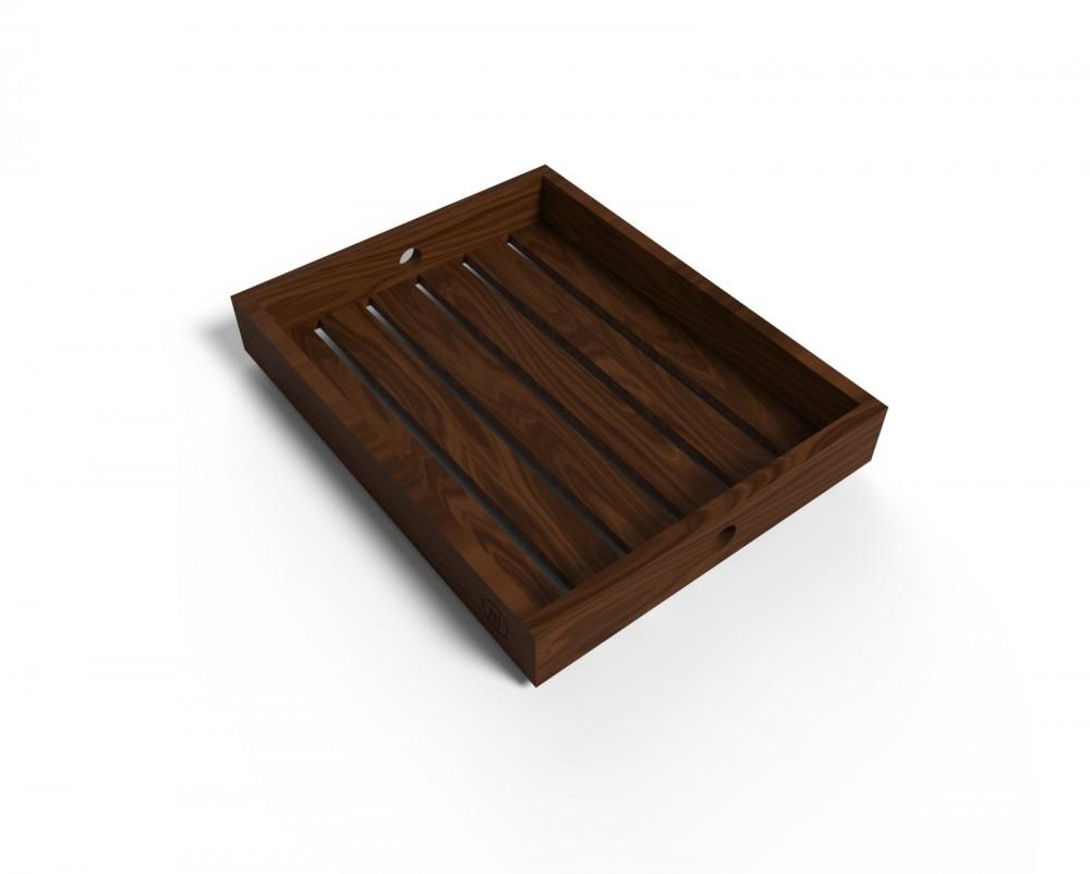 Bandeja de madera lumiere ajidise o for Bandejas de madera