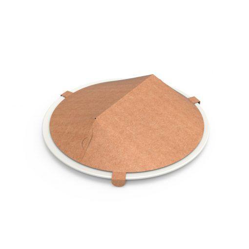 cubre-platos Hogo 24 - COVID-19