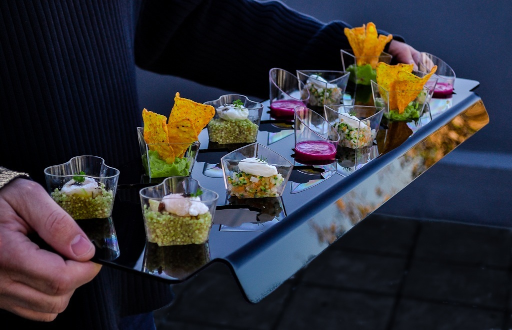 Bandeja amuse - Accesorios para catering ...