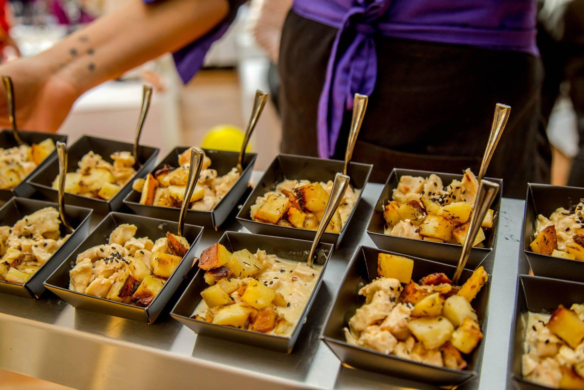 Bandeja cazuelas acero inoxidable ajidise o - Accesorios para catering ...