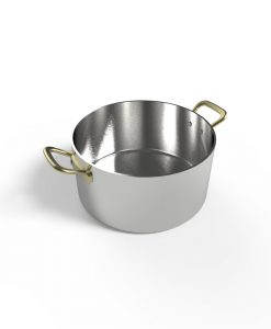 cacerola aluminio 14cm