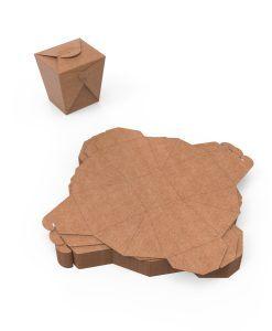caja-china-chica-kraft-sin-armar-ajidiseño