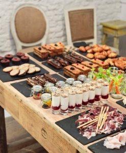 Lajas para Gastronomia