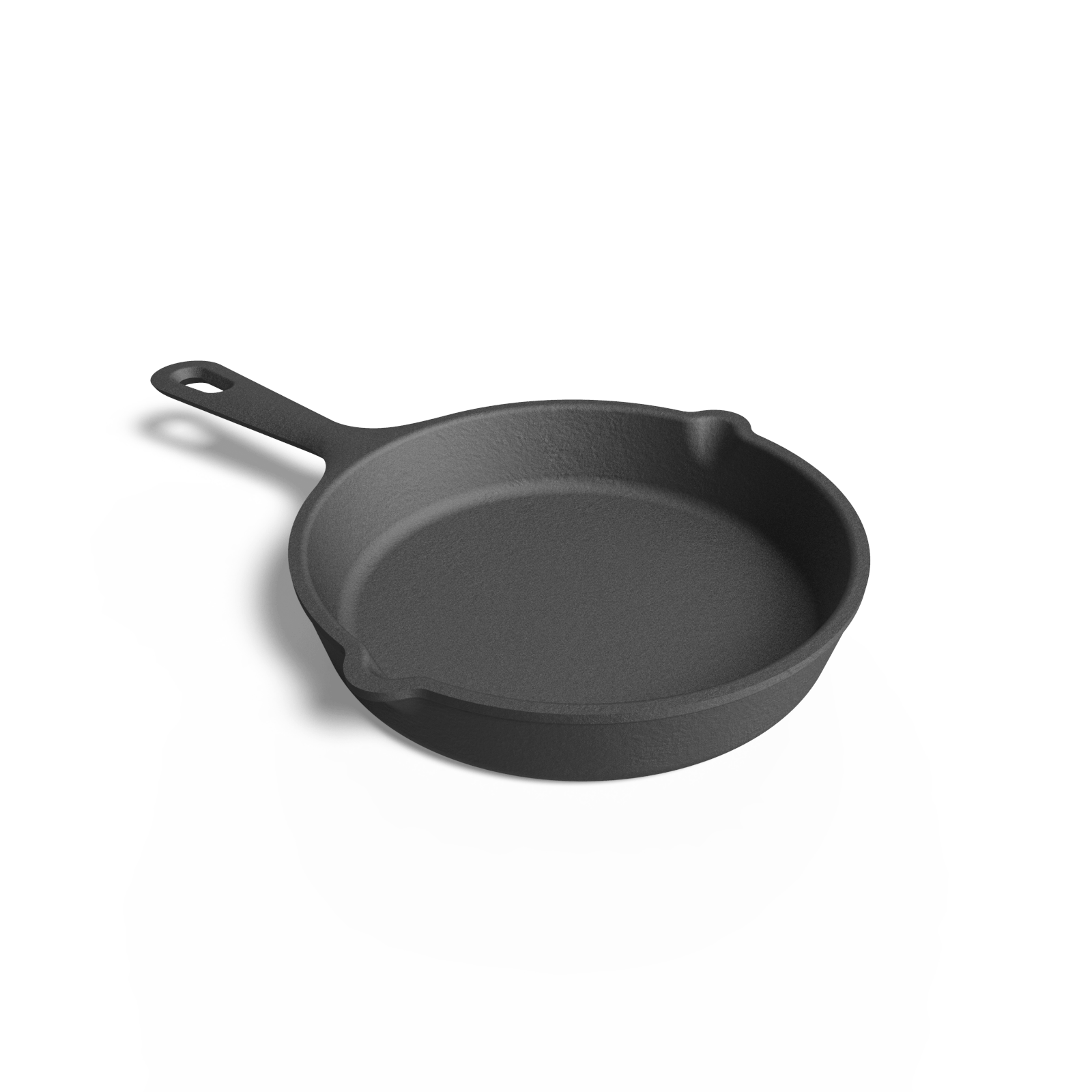 Provoletera de hierro 14 cm ajidise o - Sarten hierro fundido ...